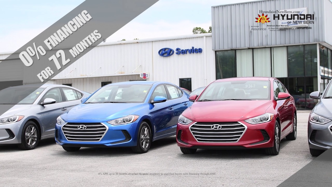 Hyundai Of New Bern November Specials