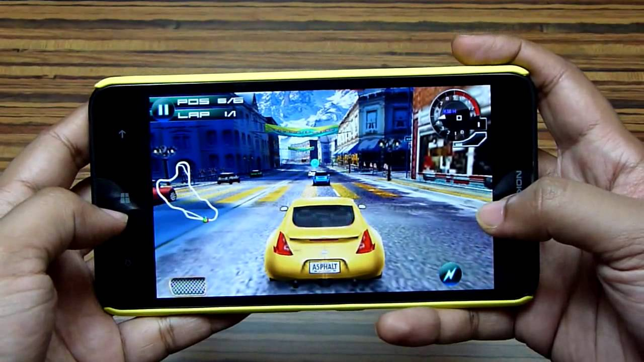 Games On Cell Phone