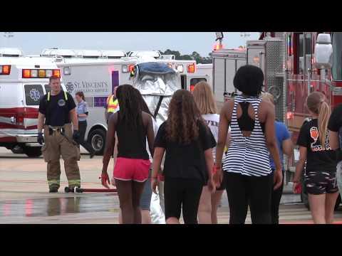 JAX Disaster Drill 2014 JFRD