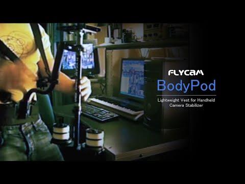 Flycam Body Pod For Flycam 5000 3000 Nano Dslr Nano