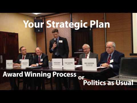 Prince William Committee of 100 Your Strategic Plan