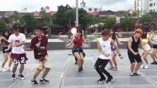 Shine Your Light - Min (St.319) ft. JustaTee - Dance Cover By SoundWave Crew