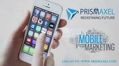 Mobile Marketing | Digital Marketing Trends 2018 | Prismaxel
