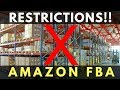 How To Overcome Amazon Brand & Category Restrictions In 2017