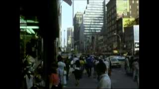 RARE New York FOOTAGE in 1984 filmed in SUPER 8! - OLD Historical New York!