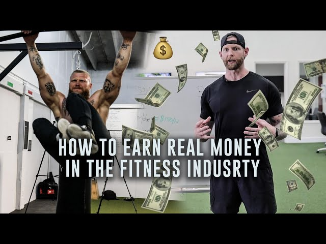 How to Make Real Money In The Fitness Industry | Online & In-Person | Phil Daru