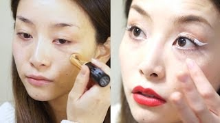 [English Subs]Quick and Easy Foundation Routine + Touch Up Tips /BOBBI BROWN Thumbnail