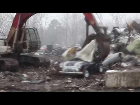 Dept. of Homeland Security destroys seized Mini