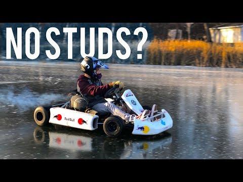 Shifter Kart on THIN ICE!!
