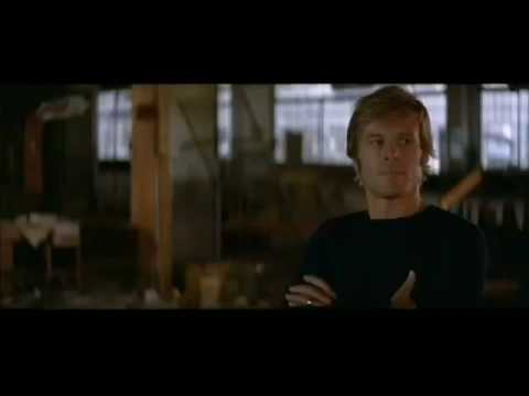 Robert Redford, I Want You!
