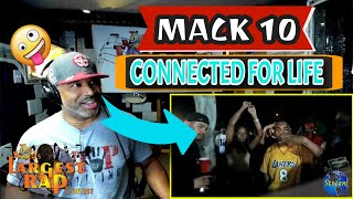 Mack 10   Connected For Life Official Video ft  Ice Cube, WC, Butch Cassidy - Producer Reaction