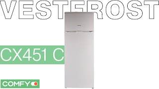 видео холодильники vestfrost цены