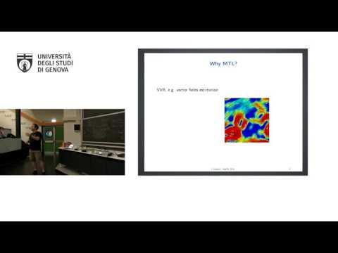 Class 4 - Regularization for multi-task learning