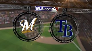7/28/14: Odorizzi's outing helps Rays edge Brewers