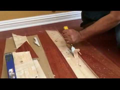 How To Replace A Hardwood Floor Board
