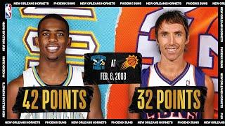 CP3 & Steve Nash Duel In 2OT | #NBATogetherLive Classic Game