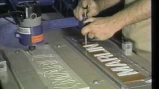 Repeat youtube video Terrco WoodCarvers - MARLIN