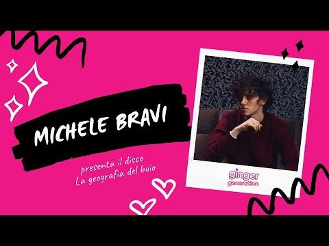 Michele Bravi: La geografia del buio e' dedicato ad un ragazzo speciale