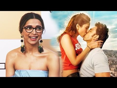 Deepika Padukone FUNNY Reaction On Ranveer Vaani's KISS In Befikre