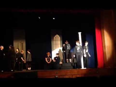 Romeo and Juliet Trailer Resurrection College Prep High School March 2014