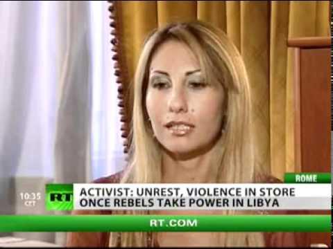 RUSSIA TODAY CONFIRMS  LIBYA MSM LIES & NATO DELIBERATELY KILLING CIVILIANS!
