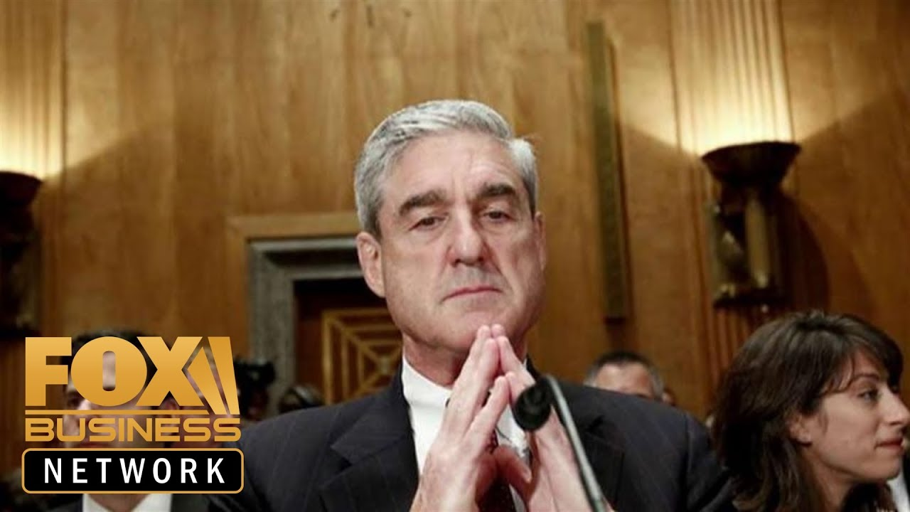 Mueller report has been delivered to AG Barr