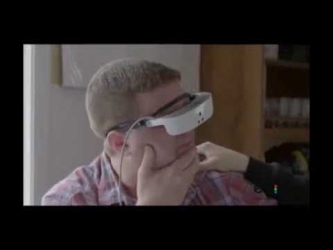 eSight electronic glasses that enable the blind to actually see - OAO CE@Home