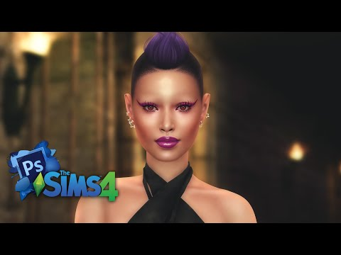 The Sims 4 - Photoshop Semi Real Time Edit - Ylena
