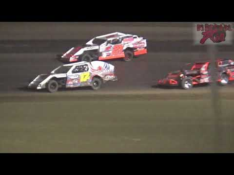 RPM Speedway 2017 Fall Nationals: 10-8-17 A Modified A Feature