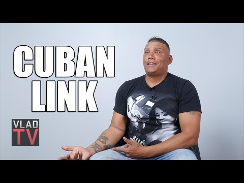 Cuban Link on Seeing Big Pun's Body When He Died, Part of Himself Dying