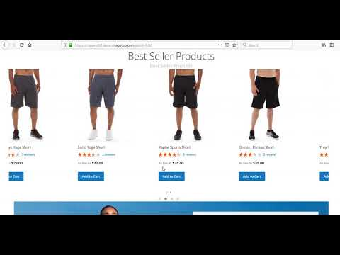 Magento 2 Product Slider | Widget Slider Extension - Magetop.com