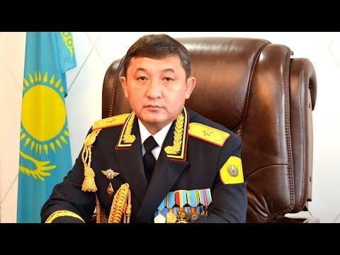 Генерал Урумханов крышует отморозков-полицаев из Капшагая / БАСЕ