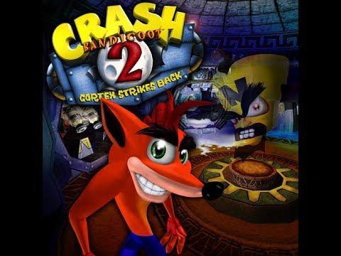 Crash Bandicoot 2 Cortex Strikes Back- Crash bandicoot N sane Trilogy