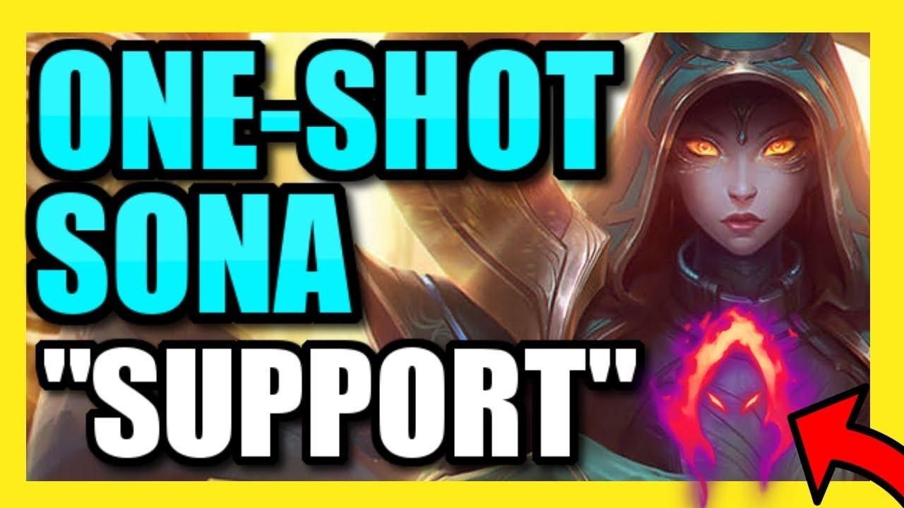 This New One Shot Sona Build Is Surprisingly Op Dark Harvest