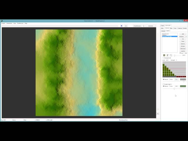 Geo Control 2 Tutorial: Selections
