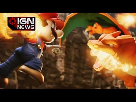 Super Smash Creator Teases Announcement for Wii-U Version - IGN News