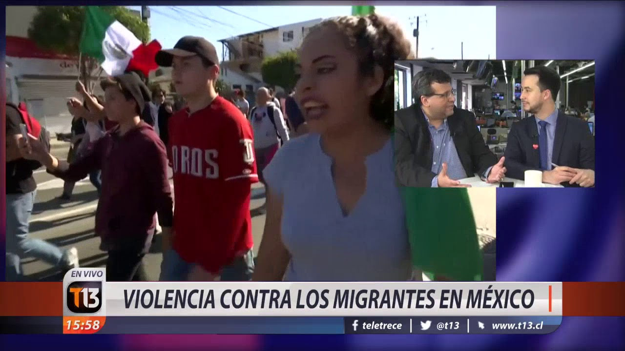3.500 personas de la caravana de migrantes ya llegaron a Tijuana, México.