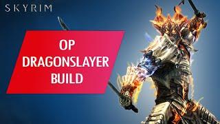 Фото Skyrim: How To Make An OVERPOWERED DRAGONSLAYER Build