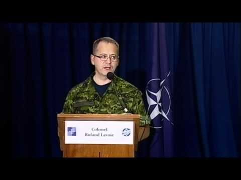 NATO and Libya - Press briefing Q & A , 16 Aug (Part 2/2)