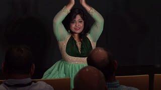 Traditional Indian Dance Performance | Shrishti Saxena | TEDxWaltham