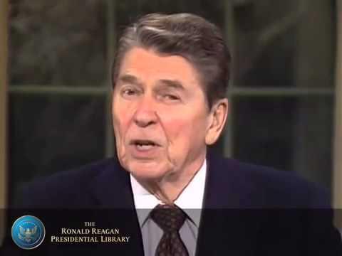 Farewell Speech - President Reagan's Farewell Speech from the Oval Office  1/11/89