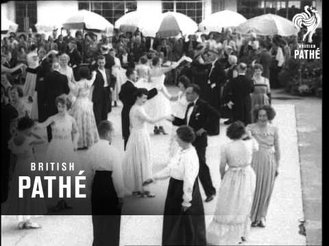 Old Time Dancing 1951 Youtube