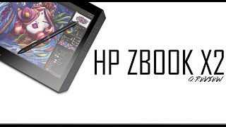 The Best Laptop For Photo & Video Editing in 2018? | HP Zbook X2 Q-Review 4K