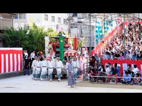 Nagasaki O'Kunchi 2017 Highlights | 長崎おくんち2017年