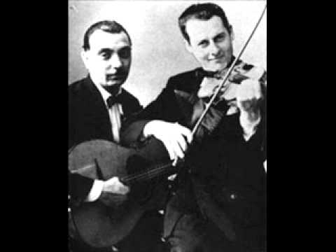 Django Reinhardt & Stephane Grappelli - Exactly like you