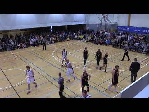 BLNO-Finale 3 11.04.2018 Asker Aliens-Kongsberg Miners, Leikvollhallen