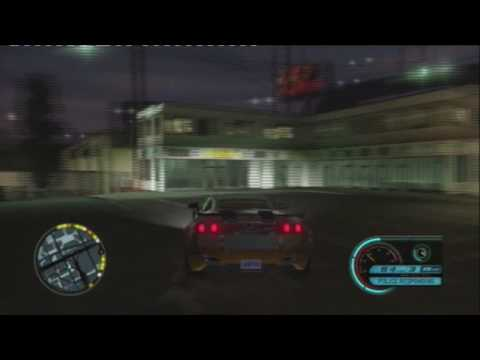 MIDNIGHT CLUB LOS ANGELES (PS3) SOUTH CENTRAL MAP EXPANSION