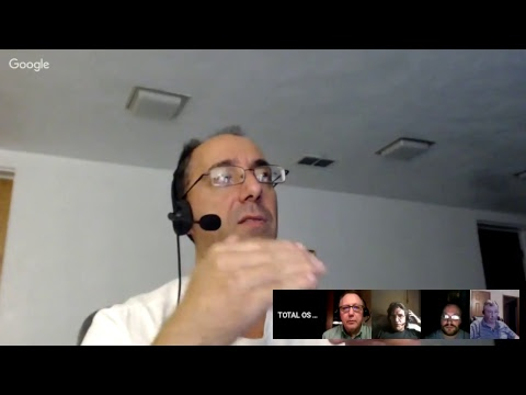 Open Tech Chat LIVE 10.24.18