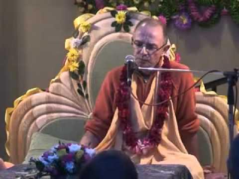 Шримад Бхагаватам 10.14.3 - Бхакти Вигьяна Госвами