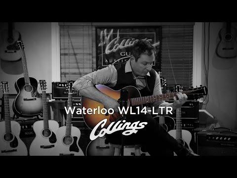 Waterloo WL14-LTR by Collings Guitars